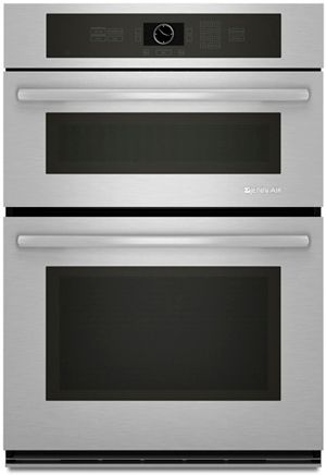 """JennAir® 30"""" Electric Oven/Microwave Combo Built In-Stainless Steel-JMW2430WS"""