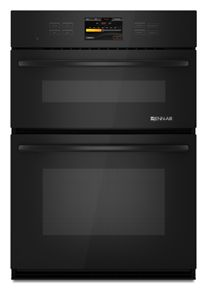 """JennAir® 30"""" Electric Oven/Microwave Combo Built In-Black-JMW3430WB"""