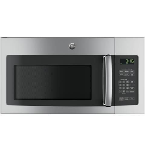 GE® Over The Range Microwave-Stainless Steel-JNM3163RJSS