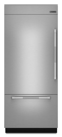 "JennAir® 36"" Built In Bottom Freezer Refrigerator Panel Kit-JPK36BNXWPS"