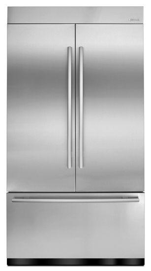 """JennAir® 42"""" Built In French Door Refrigerator  Panel Kit-JPK42FNXWSS"""