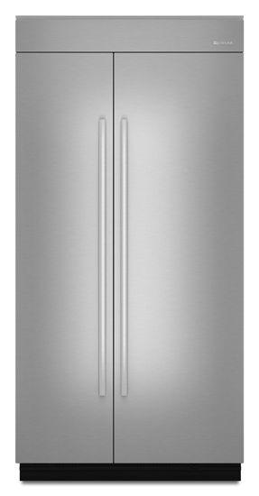"""JennAir® 42"""" Built In Side by Side Refrigerator Panel Kit-JPK42SNXWSS"""