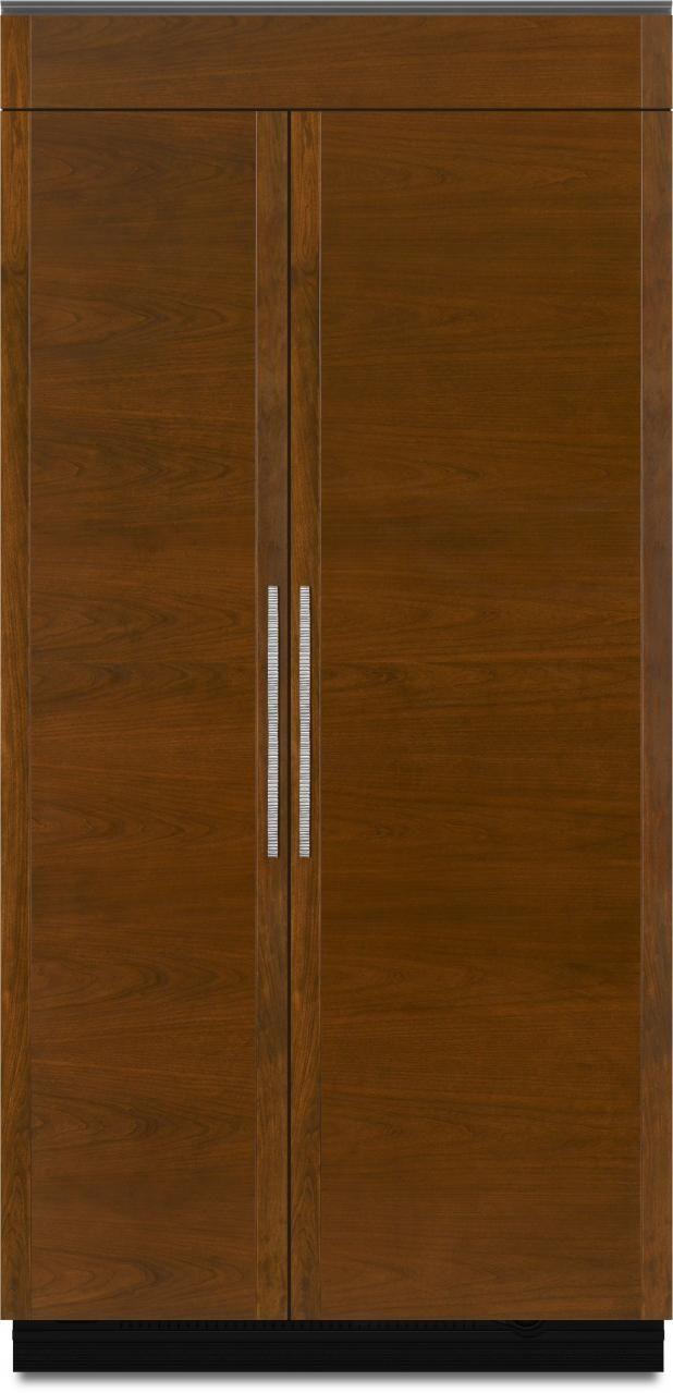 JennAir® 25.6 Cu. Ft. Built-In Side-By-Side Refrigerator-Panel Ready-JS42NXFXDE