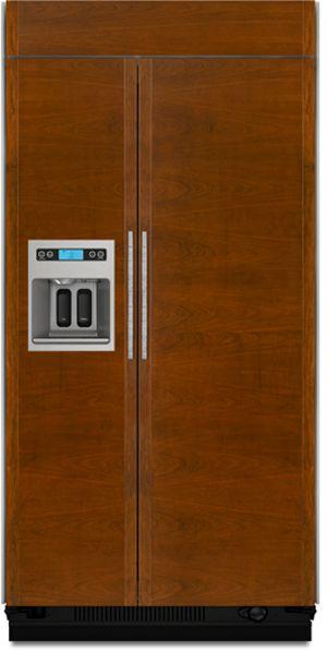 JennAir® Built In Side-by-Side Refrigerator-Panel Ready-JS48CXDUDB