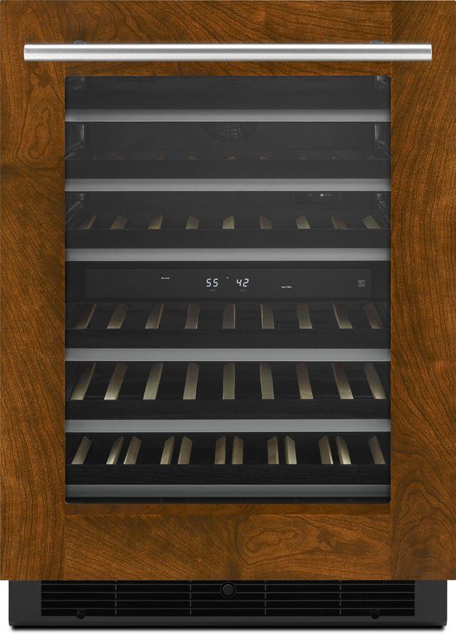 "JennAir® 24"" Wine Cellar-Panel Ready-JUW24FLECX"