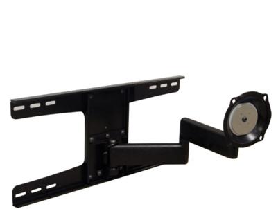 Chief® Professional AV Solutions Black Medium Flat Panel Swing Arm Wall Mount-JWDSK210B