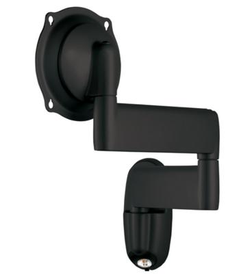 Chief® Professional AV Solutions Black Medium Flat Panel Swing Arm Wall Mount-JWDUB