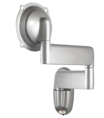Chief® Professional AV Solutions Silver Medium Flat Panel Swing Arm Wall Mount-JWDUS