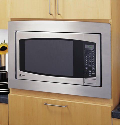 """Monogram® 30"""" Microwave Trim Kit-JX2130SH"""