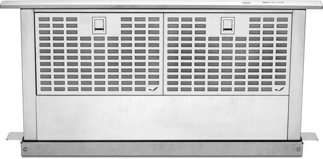 "JennAir® 30"" Stainless Steel Retractable Downdraft Ventilation-JXD7030YS"