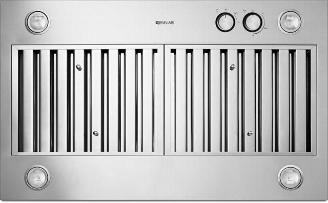 "JennAir® 36"" Custom Hood Ventilation- Stainless Steel-JXL6536CSS"