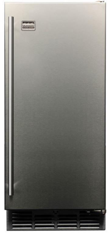 Kalamazoo Outdoor Gourmet 3.0 Cu. Ft. Outdoor Refrigerator-Stainless Steel-K-HP15RO-1R