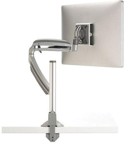 Chief® Kontour™ Silver K1C Dynamic Height-Adjustable Column Mount-K1C120SXF1