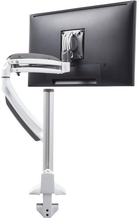 Chief® Kontour™ White K1C Reduced Height Dynamic Column Mount-K1C120WXRH