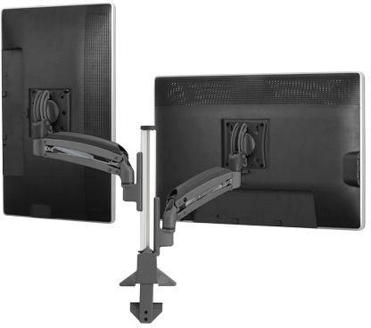 Chief® Kontour™ Black K1C 2 Monitors Dynamic Column Mount-K1C210B