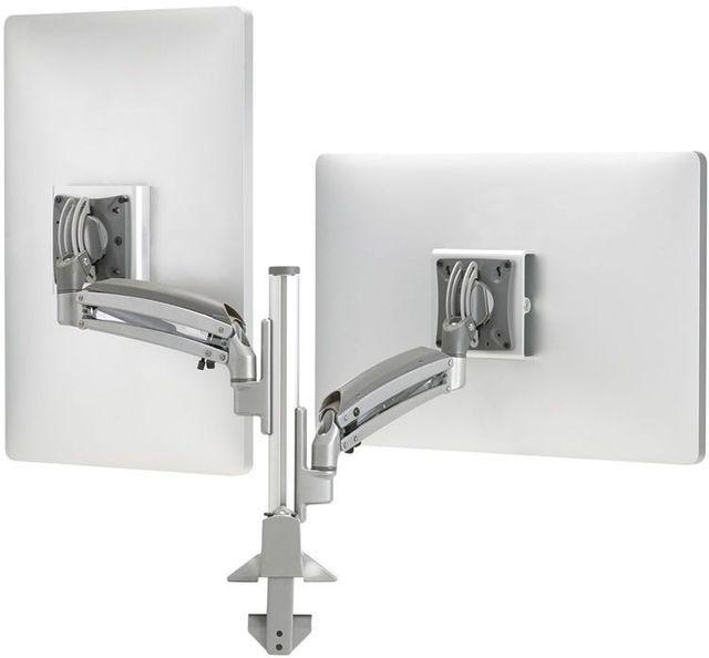 Chief® Kontour™ Silver K1C 2 Monitors Dynamic Column Mount-K1C210S