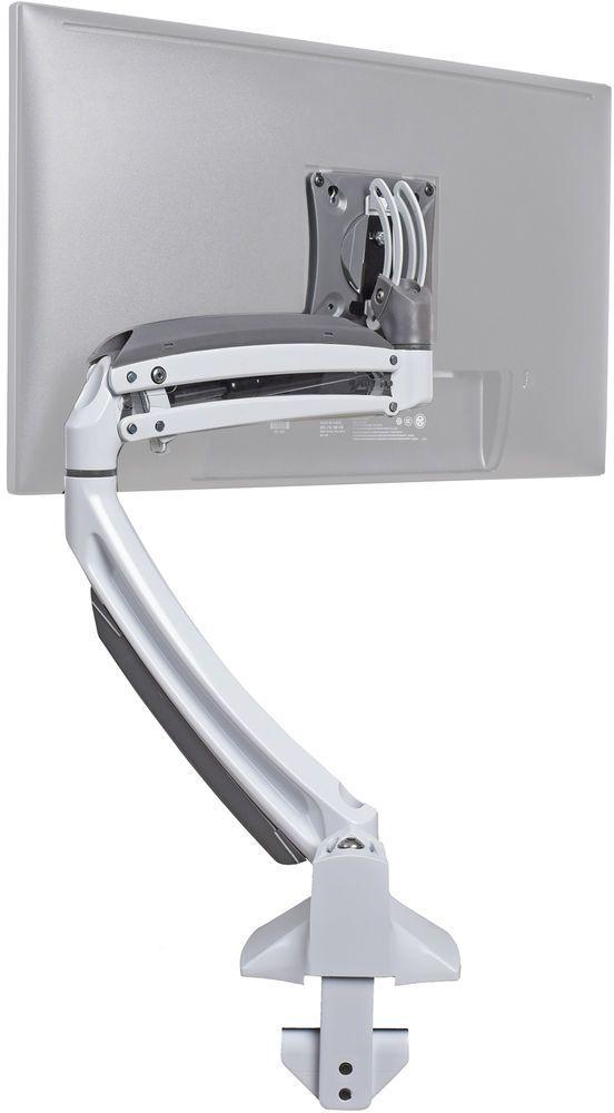 Chief® Kontour™ White K1D 1 Monitor Dynamic Desk Clamp Mount-K1D120W