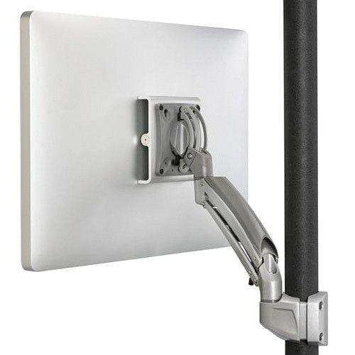 Chief® Kontour™ Silver K1P 1 Monitor Dynamic Pole Mount-K1P110S