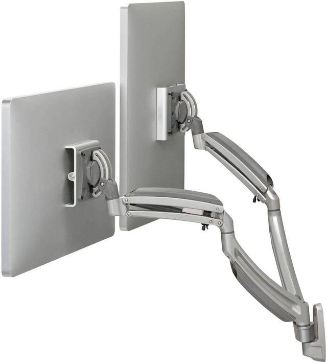 Chief® Kontour™ Silver K1W 2 Monitors Dynamic Wall Mount-K1W220S