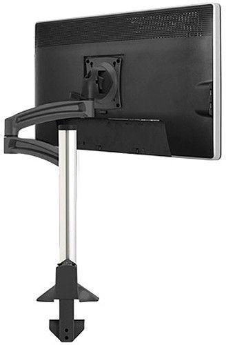 Chief® Kontour™ Black K2C 1 Monitor Articulating Column Mount-K2C120B