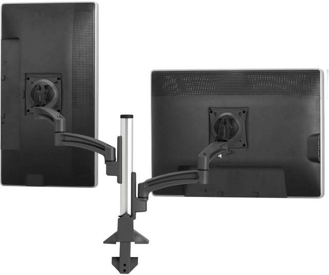 Chief® Kontour™ Black K2C 2 Monitors Articulating Column Mount-K2C220B