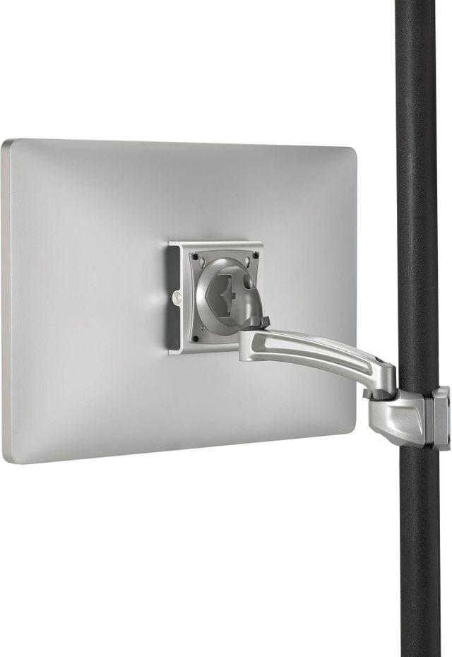 Chief® Kontour™ Silver K2P Single Monitor Articulating Pole Mount-K2P110S