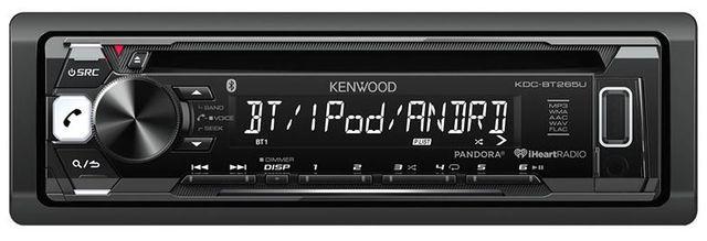 Kenwood CD Receiver-KDC-BT265U
