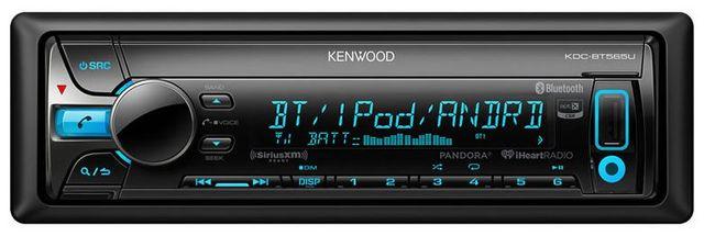Kenwood CD Receiver-KDC-BT565U