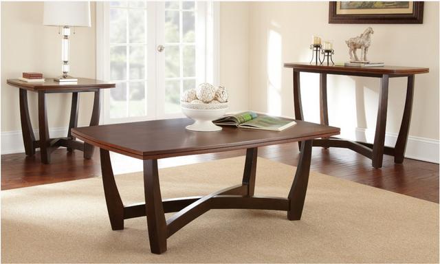 Steve Silver Co. Kenzo Sofa Table-KE200S