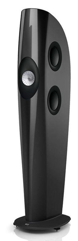 KEF BLADE Floorstanding Speaker-Piano Black-BLADE-BK-BLADE-BK
