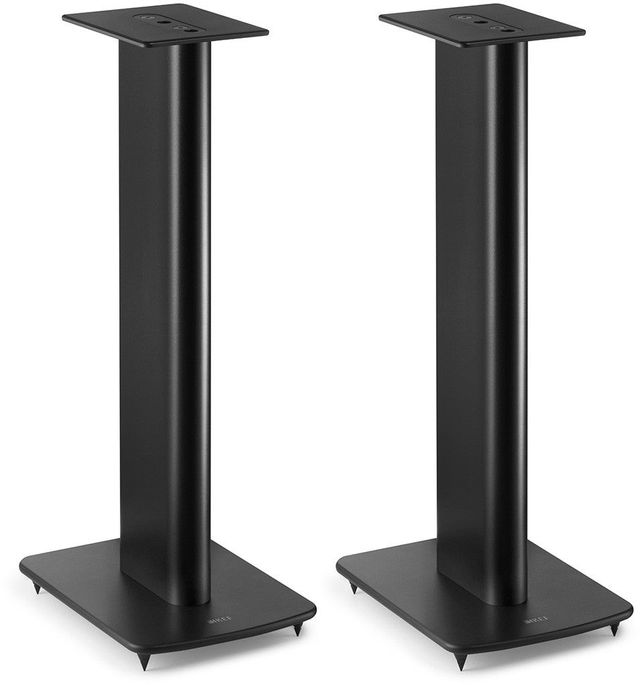 KEF Performance Speaker Stand-Black-KEF Performance Speaker Stand-BK