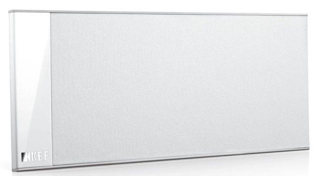 KEF T101c Centre Channel Speaker-White-T101c-WH-T101c-WH