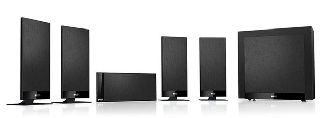 KEF T105 Home Theater Speaker System-T105