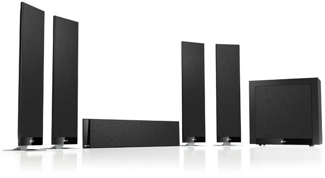 KEF T305 5.1 Home Theater System-T305