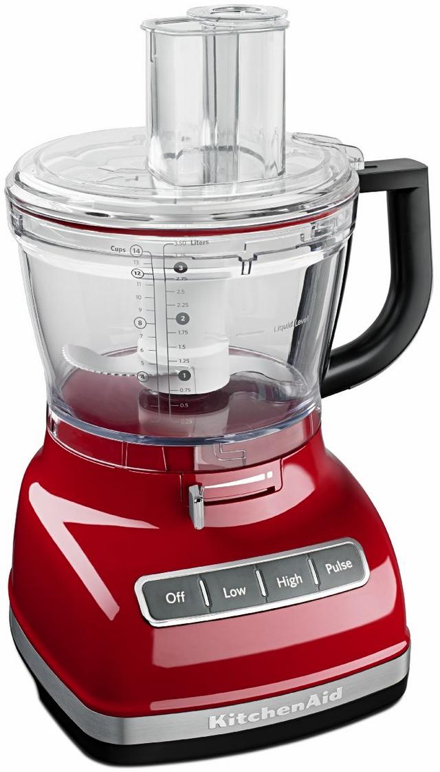 KitchenAid® Empire Red Food Processor-KFP1466ER