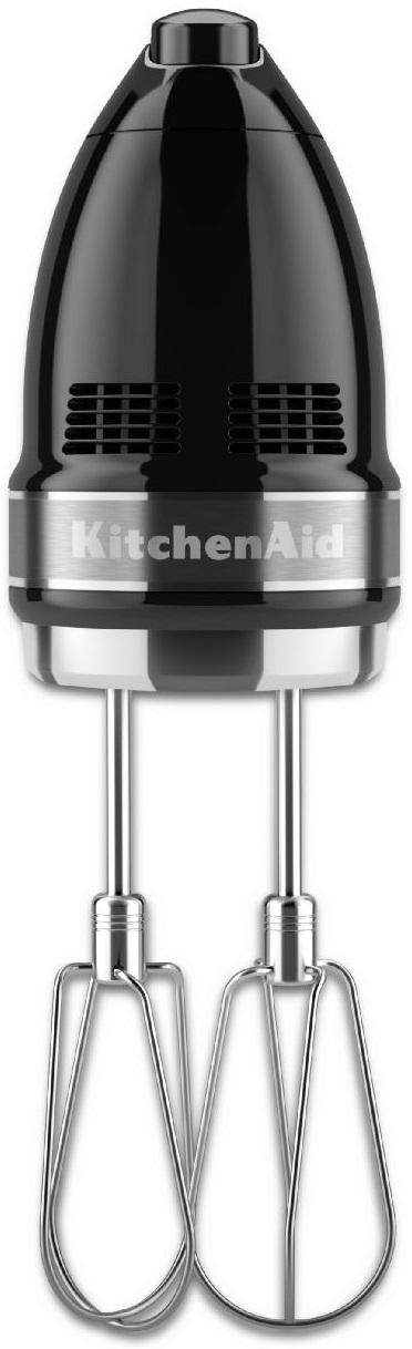KitchenAid® Onyx Black Hand Mixer-KHM7210OB