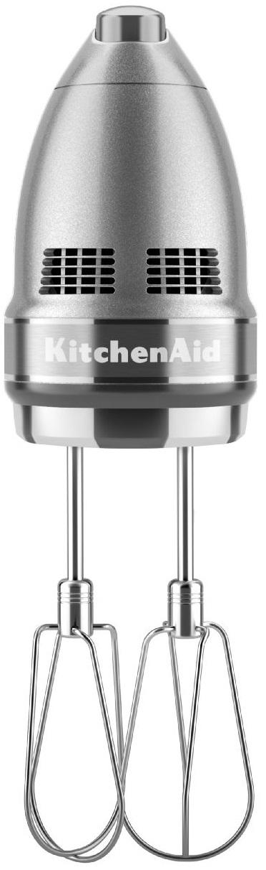 KitchenAid® Contour Silver Hand Mixer-KHM926CU