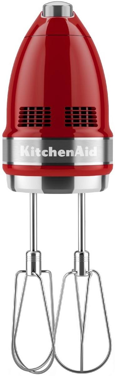 KitchenAid® Empire Red Hand Mixer-KHM926ER