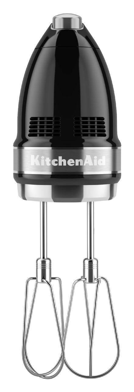 KitchenAid® Onyx Black Hand Mixer-KHM926OB