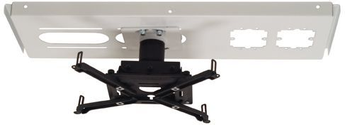 Chief® Black Universal Ceiling Projector Mount Kit-KITPS003