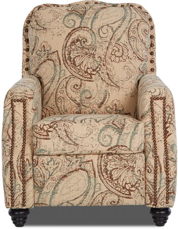 Klaussner® Gabby High Leg Reclining Chair-51408 HLRC