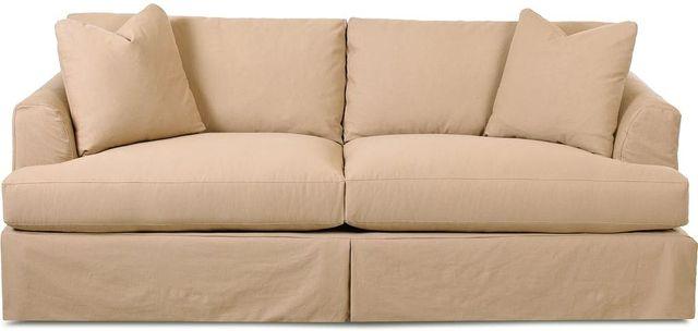 Klaussner® Bentley Slipcover Sofa-D92100 S