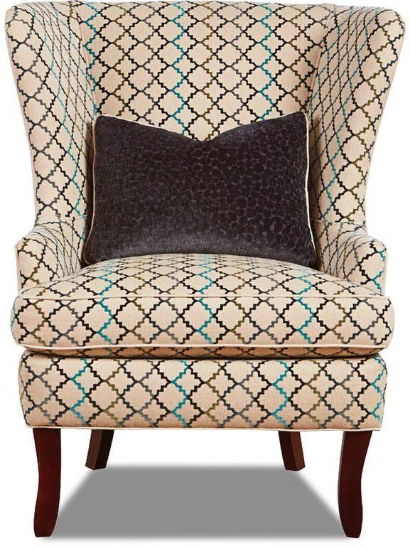 Klaussner® Krauss Chair-D9400 C