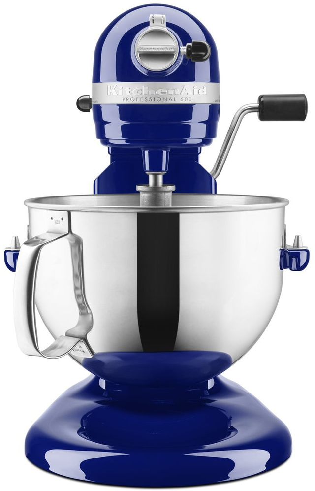 KitchenAid® Professional 600™ Series Cobalt Blue Stand Mixer-KP26M1XBU