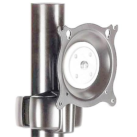 Chief® Silver Pivot/Tilt Pole Mount-KPP110S