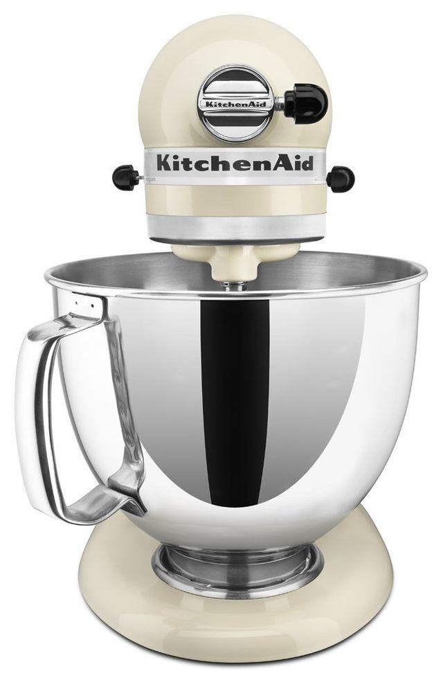 KitchenAid® Artisan® Series Almond Cream Stand Mixer-KSM150PSAC