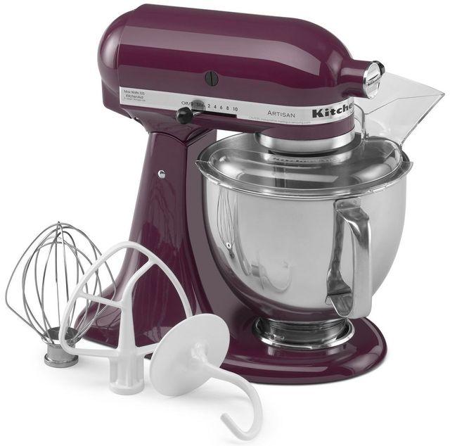 KitchenAid® Artisan® Series Boysenberry Stand Mixer-KSM150PSBY