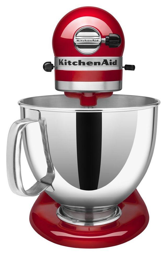 KitchenAid® Artisan® Series Empire Red Stand Mixer-KSM150PSER