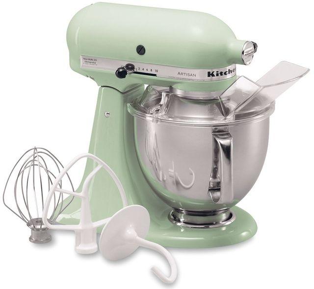 KitchenAid® Artisan® Series Pistachio Stand Mixer-KSM150PSPT