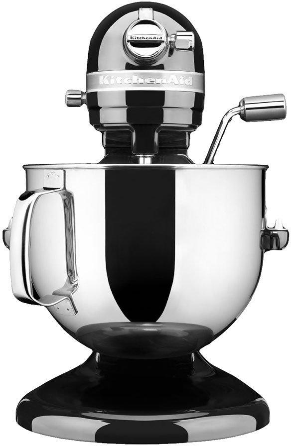 KitchenAid® Pro Line® Series Onyx Black Stand Mixer-KSM7586POB